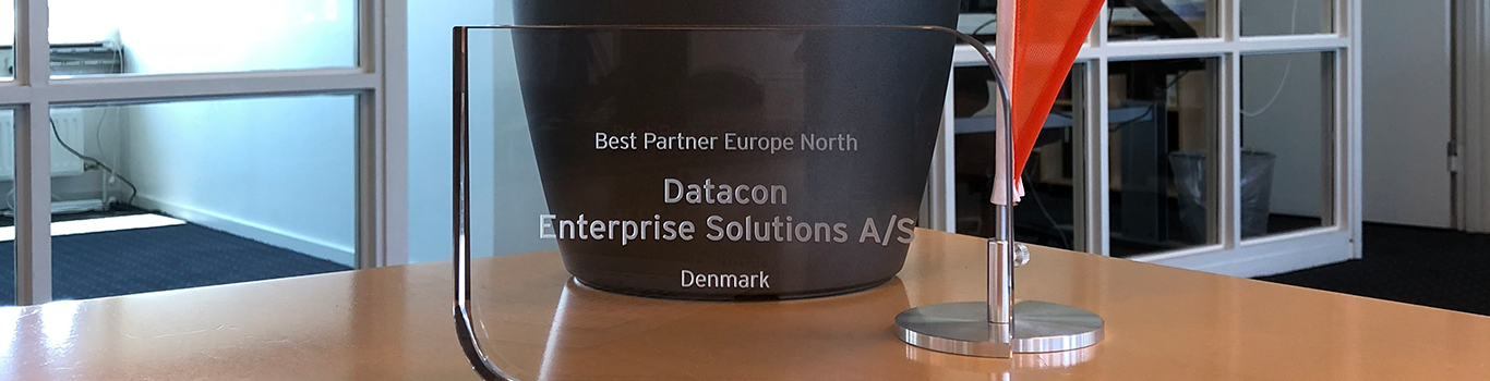 Best Partner Northern Europe 2018