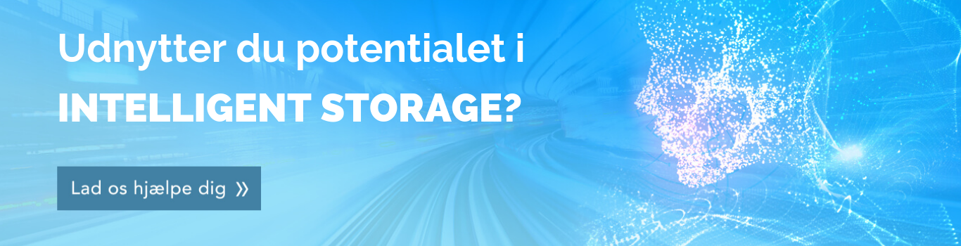 Intelligent storage