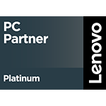 Lenovo Platinum PC Partner logo