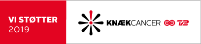 Knæk Cancer logo